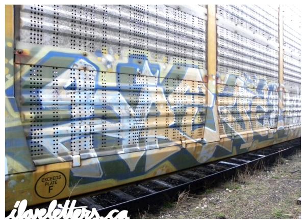 PRINCE FREIGHT GRAFFITI