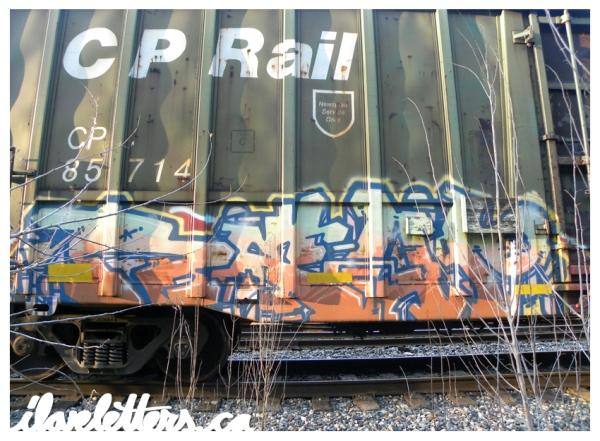 REUP FREIGHT GRAFFITI